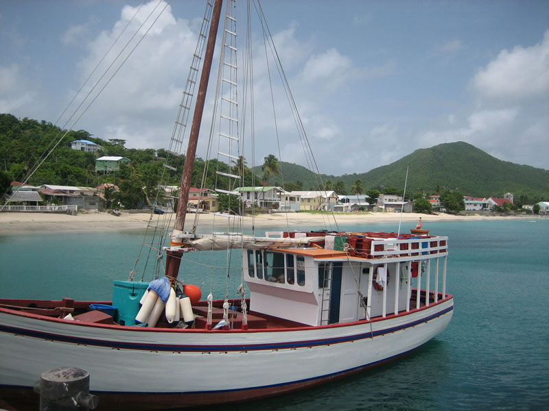 Grenada-Carriacou-Union-Island-Bequia -St. Vincent