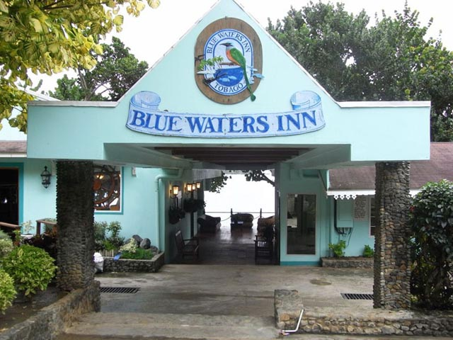 Blue Waters Inn Tobago